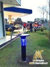 pembunuh nyamuk berkuasa solar untuk luar dan dalam rumah pemasangan percuma alat bunuh nyamuk elektrik 02