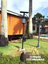 pembunuh nyamuk berkuasa solar untuk luar dan dalam rumah pemasangan percuma alat bunuh nyamuk elektrik 09