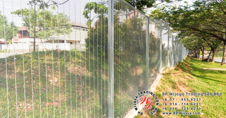 BP Wijaya Trading Sdn Bhd 马来西亚 雪兰莪 吉隆坡 安全 篱笆 制造商 提供 篱笆 建筑材料 给 发展商 花园 公寓 住家 工厂 果园 社会 安全藩篱 建设 A00-02