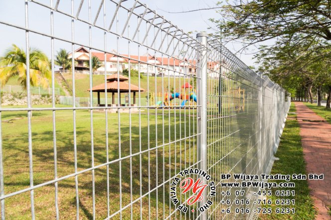 BP Wijaya Trading Sdn Bhd Malaysia Selangor Kuala Lumpur manufacturer of safety fences building materials for housing construction site Security fencing factory security home security A01-05