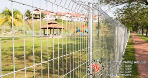BP Wijaya Trading Sdn Bhd Malaysia Selangor Kuala Lumpur manufacturer of safety fences building materials for housing construction site Security fencing factory security home security A00-01