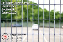 BP Wijaya Trading Sdn Bhd Malaysia Selangor Kuala Lumpur Manufacturer of Safety Fences Building Materials for Housing Construction Site Security Fencing Factory Security Home Security C01-72