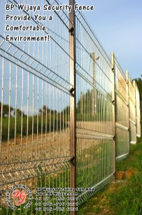 BP Wijaya Trading Sdn Bhd Malaysia Selangor Kuala Lumpur Manufacturer of Safety Fences Building Materials for Housing Construction Site Security Fencing Factory Security Home Security C01-59