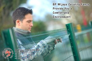 BP Wijaya Trading Sdn Bhd Malaysia Selangor Kuala Lumpur Manufacturer of Safety Fences Building Materials for Housing Construction Site Security Fencing Factory Security Home Security C01-62