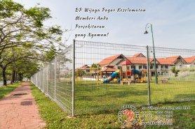 BP Wijaya Trading Sdn Bhd Malaysia Selangor Kuala Lumpur Pengeluar Pagar Keselamatan PagarTaman Bangunan dan Kilang dan Rumah untuk Bandar Pemborong Pagar A03-13