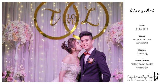 艺术之家一站式婚礼策划 Kiong Art Wedding Event 婚礼 韩式大理石主题 马来西亚活动布置 和 一站式婚礼策划布置公司 婚礼主题布置婚礼现场 Live Band 婚礼司仪 婚礼摄影 婚礼录影 婚礼策划 A03