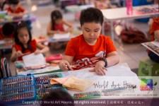 马来西亚 哥打白沙罗 八打灵再也 吉隆坡 雪兰莪 金犬报喜迎旺年 创意填色比赛 World Art House 世界艺术画室 及 1 Utama Shopping 金爺爺 JinYeYe Effye Media A025