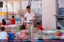 马来西亚 哥打白沙罗 八打灵再也 吉隆坡 雪兰莪 金犬报喜迎旺年 创意填色比赛 World Art House 世界艺术画室 及 1 Utama Shopping 金爺爺 JinYeYe Effye Media A004