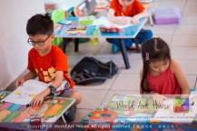 马来西亚 哥打白沙罗 八打灵再也 吉隆坡 雪兰莪 金犬报喜迎旺年 创意填色比赛 World Art House 世界艺术画室 及 1 Utama Shopping 金爺爺 JinYeYe Effye Media A035