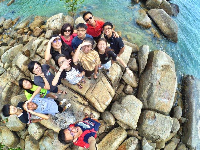 马来西亚 柔佛 峇株巴辖 生活体验 苏雅喜乐堂 门训生 Malaysia Johor Batu Pahat Trip Gereja Joy Soga A16