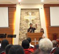 马来西亚 柔佛 峇株巴辖 苏雅喜乐堂 崇拜会 门训生 24 March 2018 Malaysia Johor Batu Pahat Gereja Joy Soga Worship A27