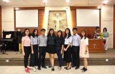 马来西亚 柔佛 峇株巴辖 苏雅喜乐堂 崇拜会 门训生 24 March 2018 Malaysia Johor Batu Pahat Gereja Joy Soga Worship A30