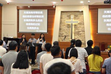 马来西亚 柔佛 峇株巴辖 苏雅喜乐堂 崇拜会 门训生 24 March 2018 Malaysia Johor Batu Pahat Gereja Joy Soga Worship A06