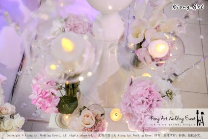 Kiong Art Wedding Event Kuala Lumpur Malaysia Event and Wedding Decoration Company One-stop Wedding Planning Services Wedding Theme Fantasy Secret Garden Restoran SY Muar A03-24