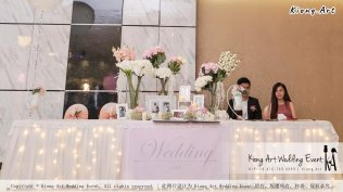 Kiong Art Wedding Event Kuala Lumpur Malaysia Event and Wedding Decoration Company One-stop Wedding Planning Services Wedding Theme Fantasy Secret Garden Restoran SY Muar A03-26