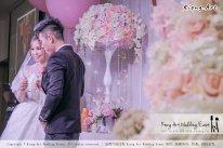 Kiong Art Wedding Event Kuala Lumpur Malaysia Event and Wedding Decoration Company One-stop Wedding Planning Services Wedding Theme Fantasy Secret Garden Restoran SY Muar A03-28