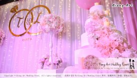 Kiong Art Wedding Event Kuala Lumpur Malaysia Event and Wedding Decoration Company One-stop Wedding Planning Services Wedding Theme Fantasy Secret Garden Restoran SY Muar A03-31