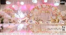 Kiong Art Wedding Event Kuala Lumpur Malaysia Event and Wedding Decoration Company One-stop Wedding Planning Services Wedding Theme Fantasy Secret Garden Restoran SY Muar A03-34