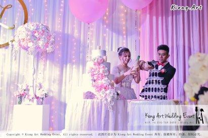 Kiong Art Wedding Event Kuala Lumpur Malaysia Event and Wedding Decoration Company One-stop Wedding Planning Services Wedding Theme Fantasy Secret Garden Restoran SY Muar A03-44