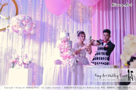 Kiong Art Wedding Event Kuala Lumpur Malaysia Event and Wedding Decoration Company One-stop Wedding Planning Services Wedding Theme Fantasy Secret Garden Restoran SY Muar A03-44