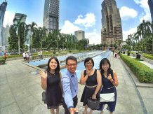 KLCC Kuala Lumpur Malaysia Kuala Lumpur City Centre Selangor Travel Raymond Ong Effye Ang Pinky Ning Estella Oon PETRONAS Twin Towers 马来西亚 吉隆坡 双峰塔 旅游 雪兰莪 A14