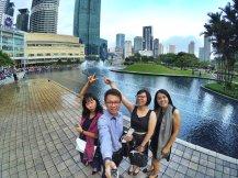 KLCC Kuala Lumpur Malaysia Kuala Lumpur City Centre Selangor Travel Raymond Ong Effye Ang Pinky Ning Estella Oon PETRONAS Twin Towers 马来西亚 吉隆坡 双峰塔 旅游雪兰莪A34