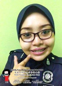 Klinik Pergigian Famili Batu Pahat Johor Malaysia Batu Pahat Doktor Pergigian Kanak-kanak Klinik Pergigian Perkhidmatan Komuniti Ke Sekolah Tinggi Cina Batu Pahat Memeriksa Gigi Pelajar A03-03