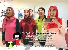 Klinik Pergigian Famili Batu Pahat Johor Malaysia Batu Pahat Doktor Pergigian Kanak-kanak Klinik Pergigian Perkhidmatan Komuniti Ke Sekolah Tinggi Cina Batu Pahat Memeriksa Gigi Pelajar A04-03