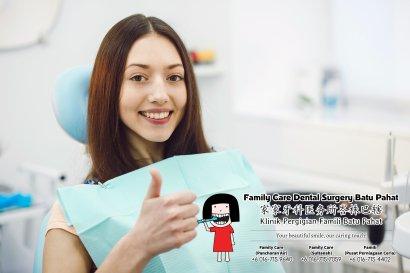 Klinik Pergigian Famili Batu Pahat Johor Malaysia Batu Pahat Doktor Pergigian Kanak-kanak Klinik Pergigian Rawatan Implan Tanam Gigi Tampalan Gigi Cabutan Gigi Pembedahan Gigi Geraham Bongsu A01-07