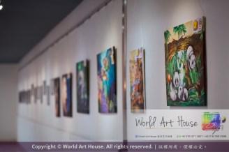 Malaysia Kota Damansara Petaling Jaya Kuala Lumpur Selangor Chinese New Year Charity Coloring Contest World Art House 世界艺术画室 and 1 Utama Shopping JinYeYe Effye Media A012