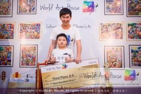Malaysia Kota Damansara Petaling Jaya Kuala Lumpur Selangor Chinese New Year Charity Coloring Contest World Art House 世界艺术画室 and 1 Utama Shopping JinYeYe Effye Media B065