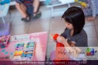 Malaysia Kota Damansara Petaling Jaya Kuala Lumpur Selangor Chinese New Year Charity Coloring Contest World Art House 世界艺术画室 and 1 Utama Shopping JinYeYe Effye Media A019
