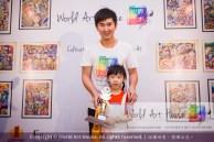 Malaysia Kota Damansara Petaling Jaya Kuala Lumpur Selangor Chinese New Year Charity Coloring Contest World Art House 世界艺术画室 and 1 Utama Shopping JinYeYe Effye Media C021