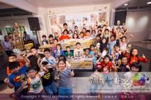 Malaysia Kota Damansara Petaling Jaya Kuala Lumpur Selangor Chinese New Year Charity Coloring Contest World Art House 世界艺术画室 and 1 Utama Shopping JinYeYe Effye Media C031