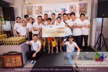 Malaysia Kota Damansara Petaling Jaya Kuala Lumpur Selangor Chinese New Year Charity Coloring Contest World Art House 世界艺术画室 and 1 Utama Shopping JinYeYe Effye Media C042