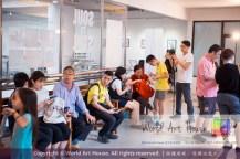 Malaysia Kota Damansara Petaling Jaya Kuala Lumpur Selangor Chinese New Year Charity Coloring Contest World Art House 世界艺术画室 and 1 Utama Shopping JinYeYe Effye Media C050
