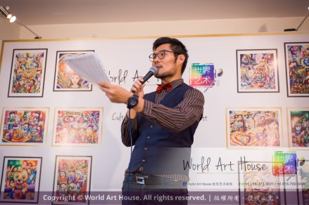 Malaysia Kota Damansara Petaling Jaya Kuala Lumpur Selangor Chinese New Year Charity Coloring Contest World Art House 世界艺术画室 and 1 Utama Shopping JinYeYe Effye Media D009