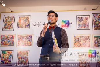 Malaysia Kota Damansara Petaling Jaya Kuala Lumpur Selangor Chinese New Year Charity Coloring Contest World Art House 世界艺术画室 and 1 Utama Shopping JinYeYe Effye Media D010