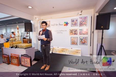 Malaysia Kota Damansara Petaling Jaya Kuala Lumpur Selangor Chinese New Year Charity Coloring Contest World Art House 世界艺术画室 and 1 Utama Shopping JinYeYe Effye Media D013