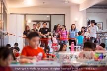Malaysia Kota Damansara Petaling Jaya Kuala Lumpur Selangor Chinese New Year Charity Coloring Contest World Art House 世界艺术画室 and 1 Utama Shopping JinYeYe Effye Media A057