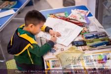 Malaysia Kota Damansara Petaling Jaya Kuala Lumpur Selangor Chinese New Year Charity Coloring Contest World Art House 世界艺术画室 and 1 Utama Shopping JinYeYe Effye Media A079