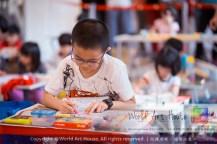Malaysia Kota Damansara Petaling Jaya Kuala Lumpur Selangor World Art House 世界艺术画室 Charity Coloring Contest Effye Media A006