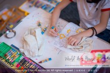 Malaysia Kota Damansara Petaling Jaya Kuala Lumpur Selangor World Art House 世界艺术画室 Charity Coloring Contest Effye Media A007