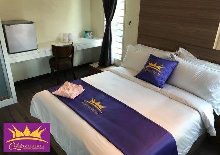 Qlady皇妃月子与护理中心 峇株巴辖 柔佛 马来西亚 做月子 女性长短期护理 陪月 经期调养休息 A19
