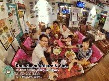 Batu Pahat Roundabout Bistro N Cafe Malaysia Johor Batu Pahat Totoro Kafe Bangunan Bersejarah Kafe Batu Pahat Landmark Bufet Hari Lahir Parti Perkahwinan Acara Kopitiam PA01-20