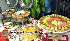 Buffet Batu Pahat Roundabout Bistro N Cafe Malaysia Johor Batu Pahat Totoro Cafe Historical Building Cafe Batu Pahat Landmark Birthday Party Wedding Function Event Kopitiam PC01-18