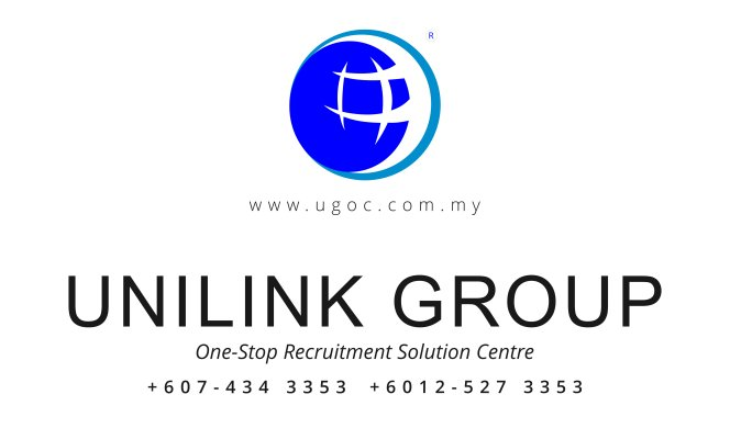 Company Profile of Agensi Pekerjaan Unilink Prospects Sdn Bhd Director Datin Sri Fun See Hoon Datin Sri Ivy Malaysia One-Stop Recruitment Solution Centre A01-01
