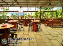 马来西亚柔佛峇株巴辖龙猫特色中西餐厅 复古式建筑咖啡厅 峇株巴辖地标交通圈小酒馆 公司聚会 庆生派对 Batu Pahat Roudabout Bistro N Cafe PA01-10