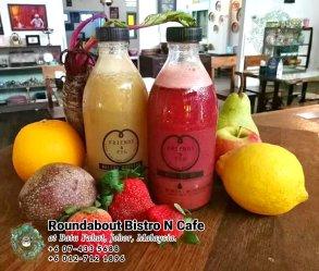马来西亚柔佛峇株巴辖龙猫特色中西餐厅 复古式建筑咖啡厅 峇株巴辖地标交通圈小酒馆 公司聚会 庆生派对 Batu Pahat Roudabout Bistro N Cafe PB01-32
