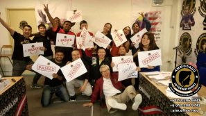 Ammodago International 工作坊 2018 David Goh 发展你成为世界级的演讲者 让你体验你内在的力量 马来西亚 雪兰莪 吉隆坡 培训 训练 课程 2018 EPA12
